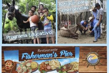 Recaudación de Fondos en Restaurante Fishermans Pier